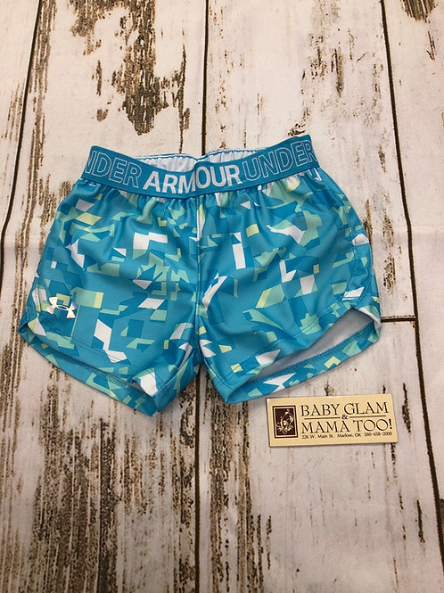 Venetian Blue Alpine Short