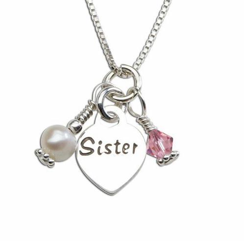 BCN-Sister Cluster Necklace