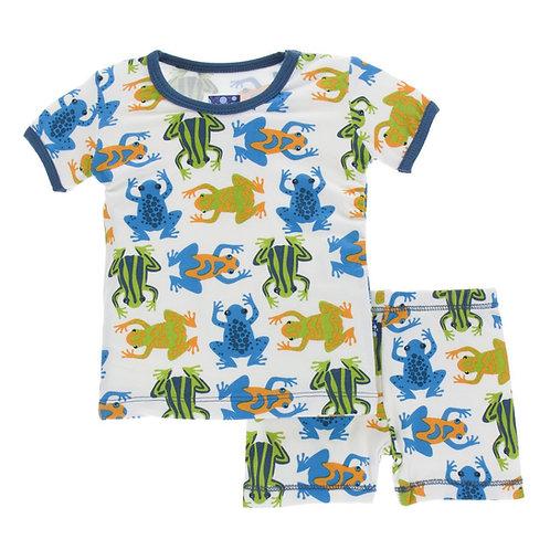Amazon Frogs Pajama Set