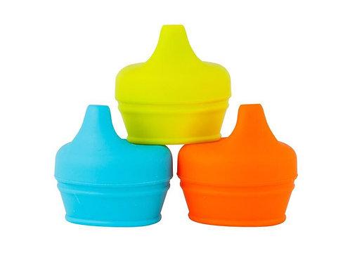 Boon Snug- Orange, Lime, & Blue