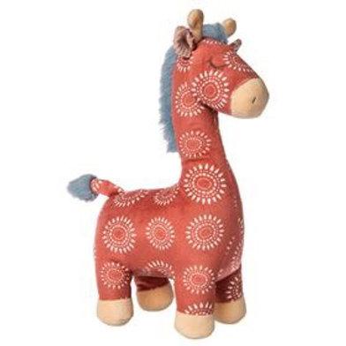 Boho Baby Giraffe Soft Toy