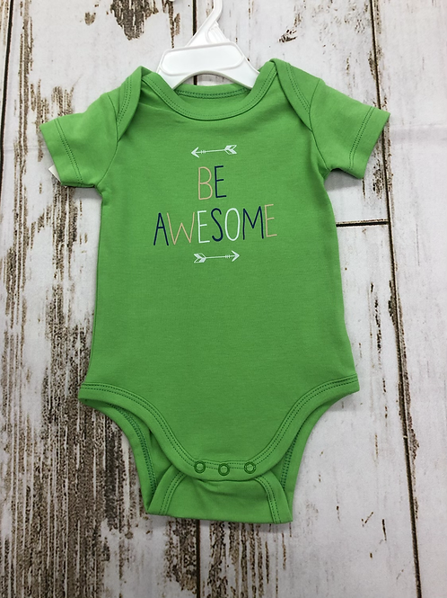 Be Awesome Onesie
