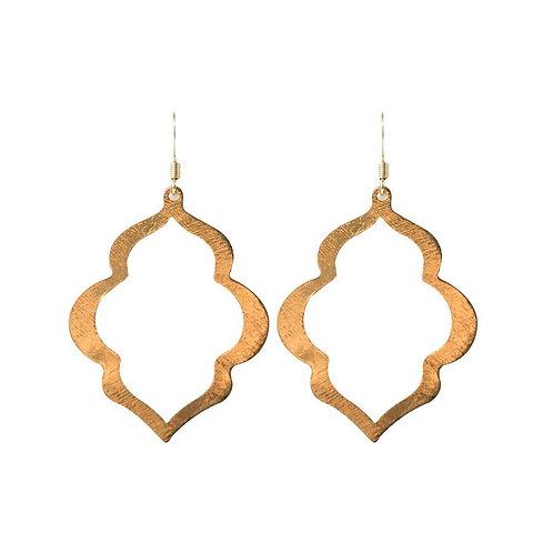 Charleston Gold Earrings