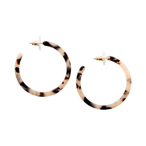Denali Blonde Earrings