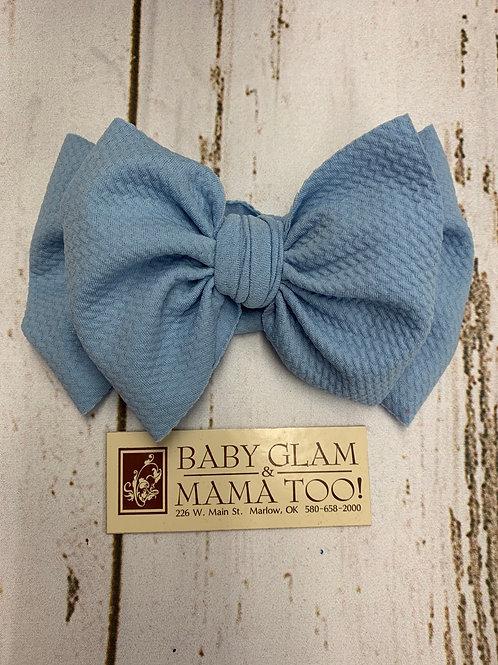 Baby Blue Headwrap