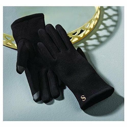 Chelsea Initial Glove Black