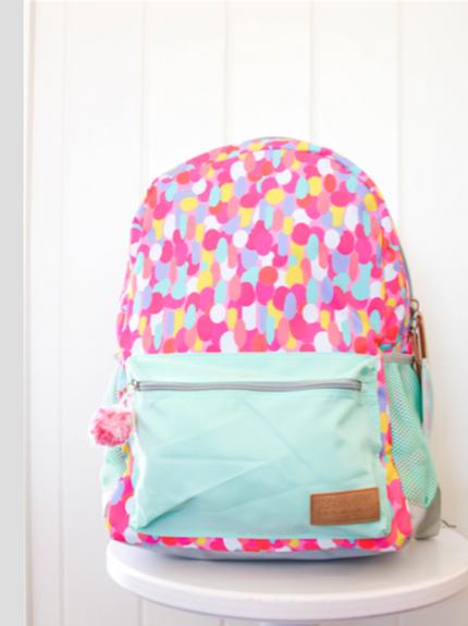 Big Confetti Backpack