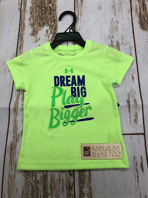 Dream Big Play Bigger SS