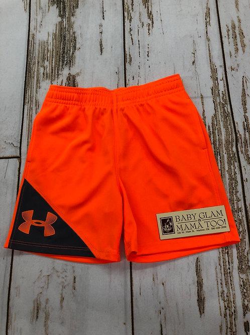 Traffic Cone Orange Short