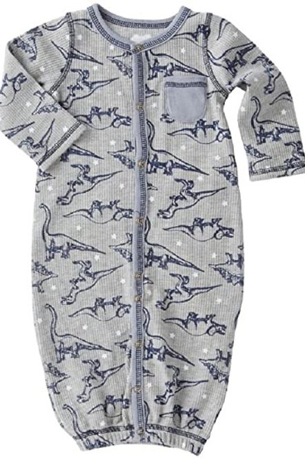 Dinosaur Convertible Gown