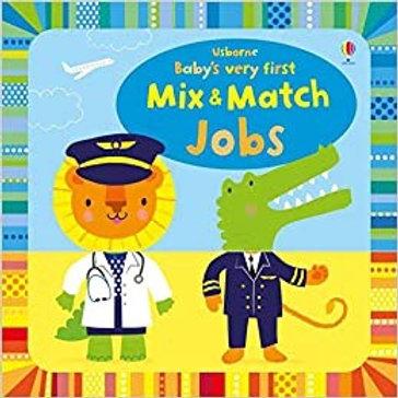 Baby's very first Mix & Match Jobs