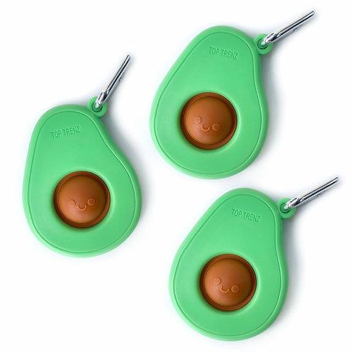 Avocado Pop Keychain