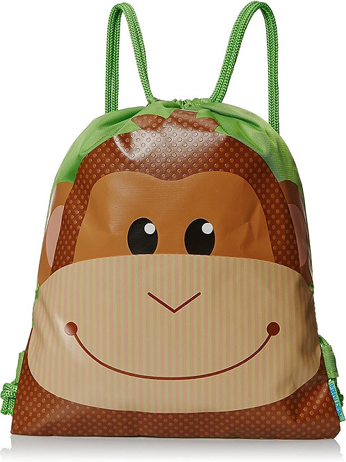 Drawstring Bag- Monkey