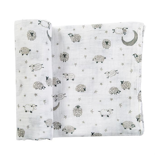 Counting Sheep Swaddle