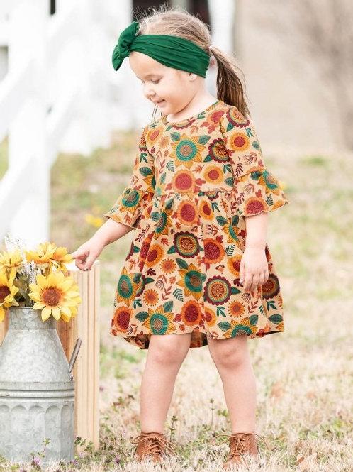 Autumn Bliss Mia Dress