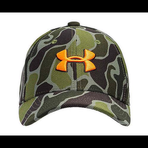 Artillery Green Camo Cap