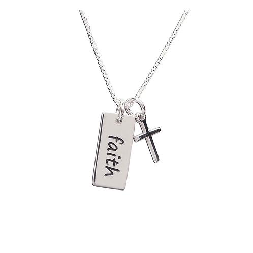 """BCN-Faith Necklace 14"""""""