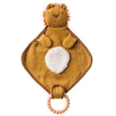 Knitted Nursery Lion Lovey