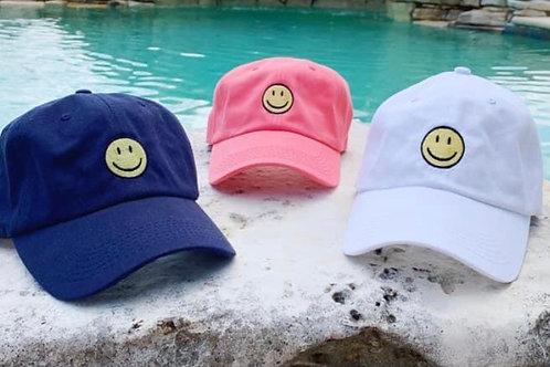 Cap - Smiley Face