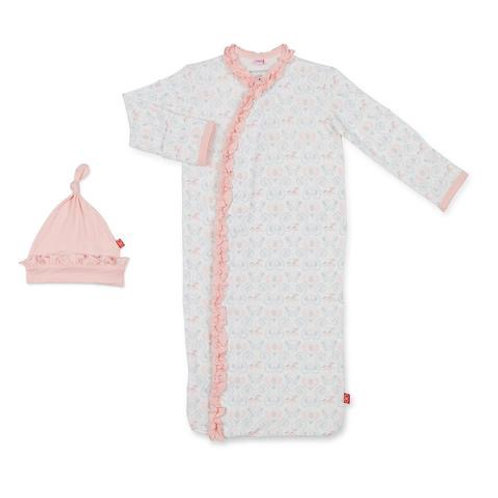 Carousel Modal Magnetic Sack Gown + Hat