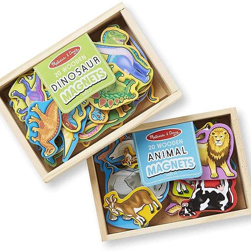 Dinosaur & Animal Magnets 0476/0475