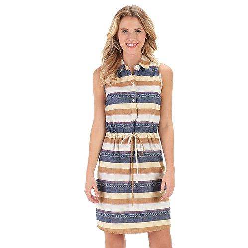 Savannah Shirtdress- Multi