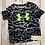 Thumbnail: Black Ripple Big Logo Shirt