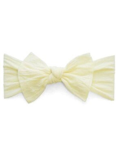Daffodil Knot Headband