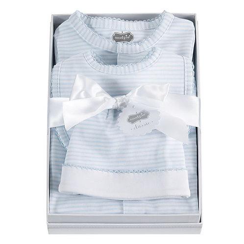 Blue Layette Gift Set