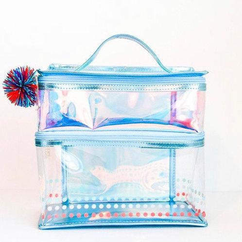 Blue Ice Lunchbox