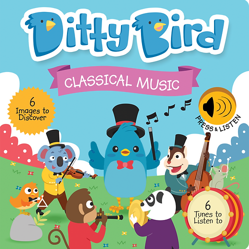 Ditty Bird - Classical Music