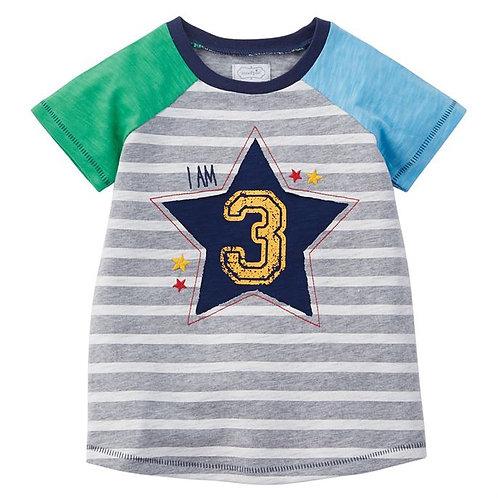 Birthday 3 Shirt