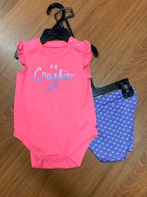 Crushin Pink Set