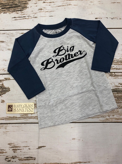 Big Brother Blue/Grey LS