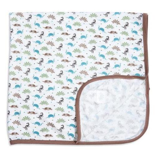 Dinogami Modal Swaddle Blanket