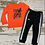 Thumbnail: Black Tryout Jogger