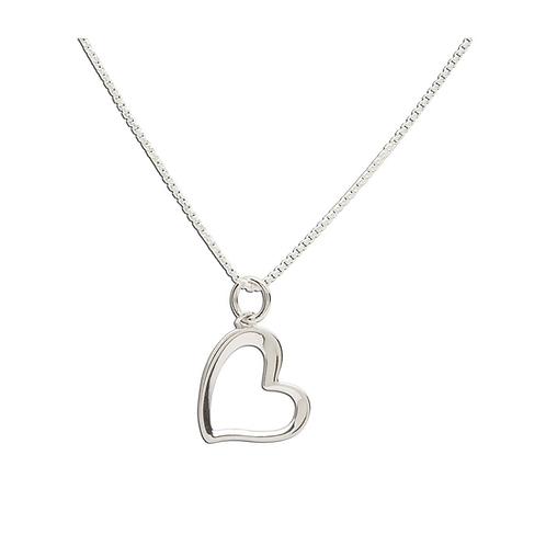 "BCN-Heart (Sassy) Necklace 14"""