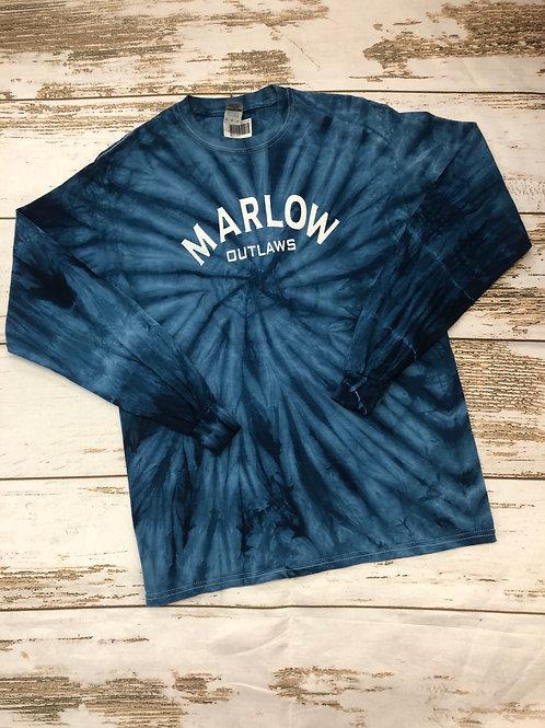 Adult Tie Dye Marlow L/S