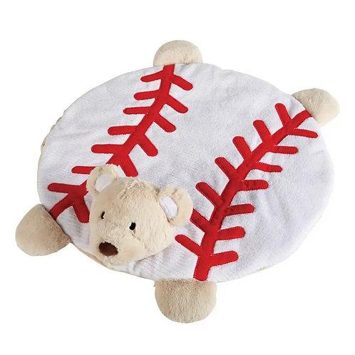 Baseball Baby Mat