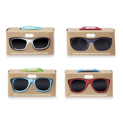 Boy Sunglasses & Strap Set