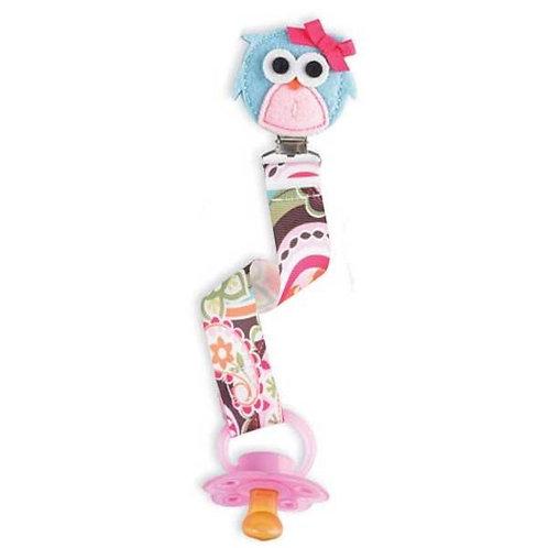 Blue Owl Pacy Clip