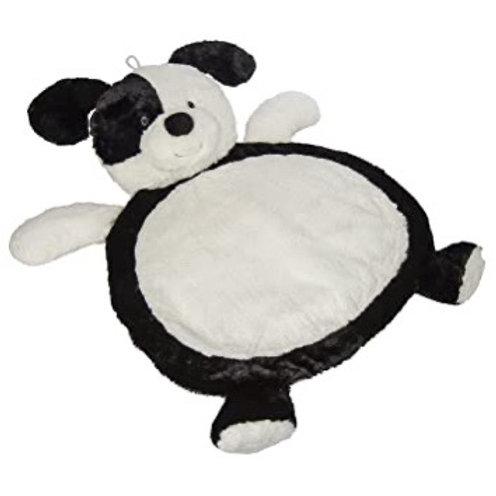Black & White Puppy Baby Mat