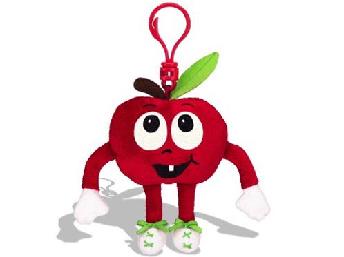 Adam apple: apple scented