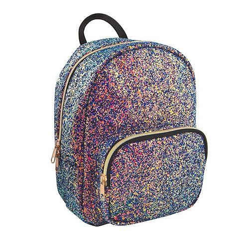 Chunky Glitter Mini Backpack