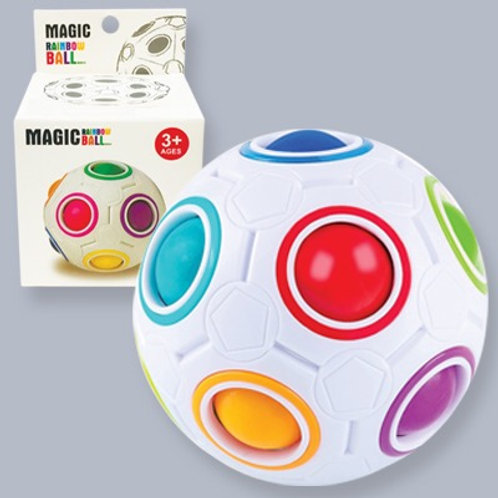 Magic Rainbow Fidget Ball