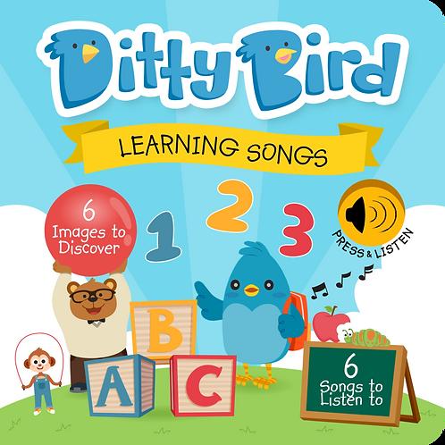 Ditty Bird - Learning Songs