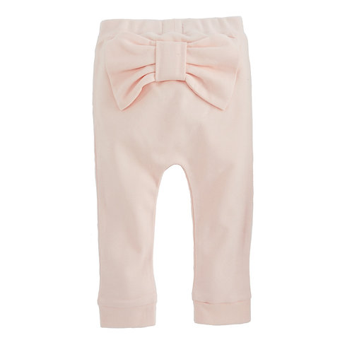Pink Bow Pants