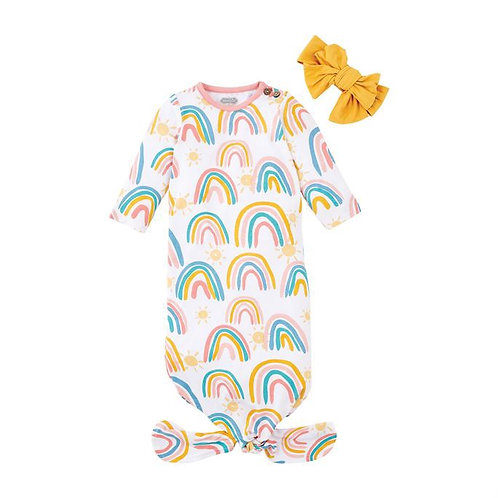 0/3 Rainbow Gown/HB