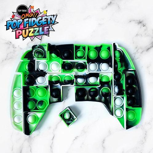 Controller Puzzle Pop Fidget