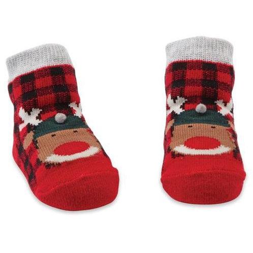 Buffalo Check Socks
